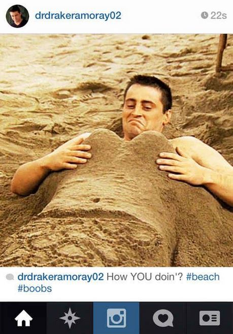 Funniest Instagram Posts - Sand