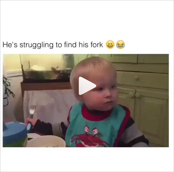 Funniest Instagram Posts - Thumbnail of Video
