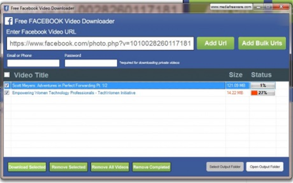 How to Download Facebook Video to MP4 in High QualityFree Facebook Video Downloader