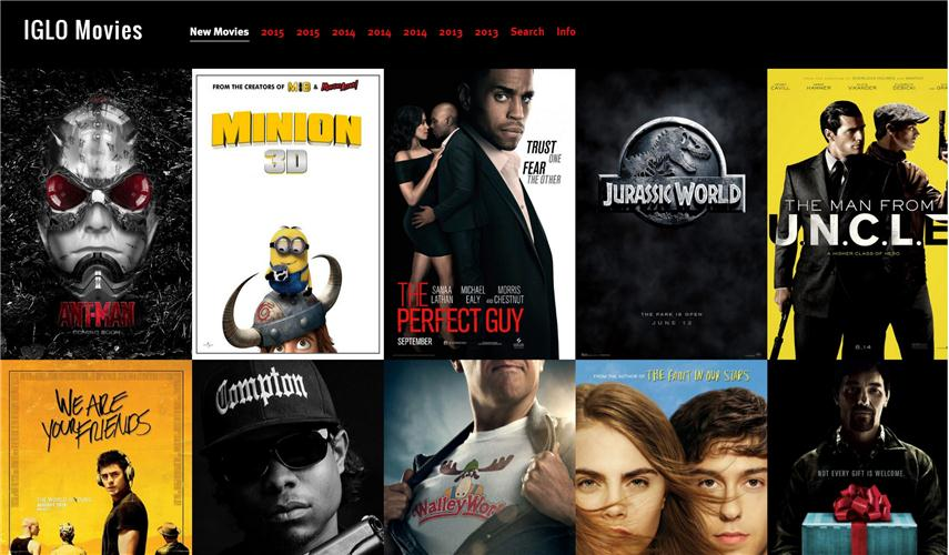 Top 10 HD MP4 Movie Websites
