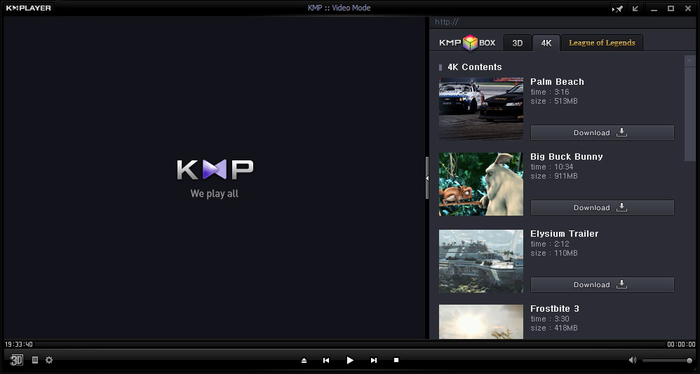 Top 10 Free MP4 Players for Windows 10/8/7 and Mac (OS X EI Capitan Included )