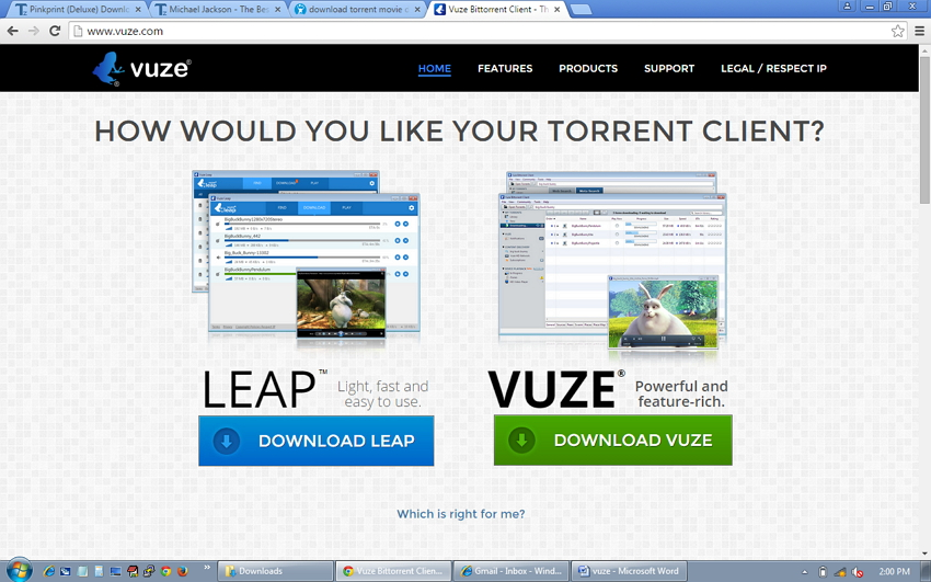 Torrent software download for devices