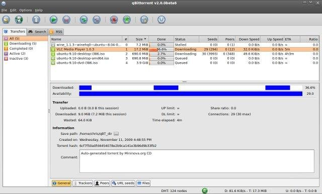 Top 5 torrent software