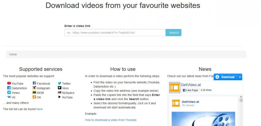 Video Downloader for Tumblr - Get Video