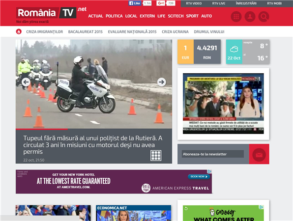 Where Can I Watch Romanian TV Online