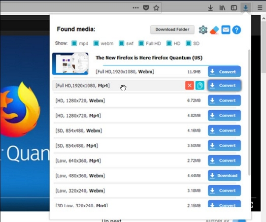 Other 9 Best Vimeo Video Downloader for Mozilla Firefox - My Video Downloader