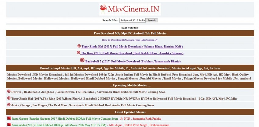 20 useful avi movies sites to watch avi movies for free.