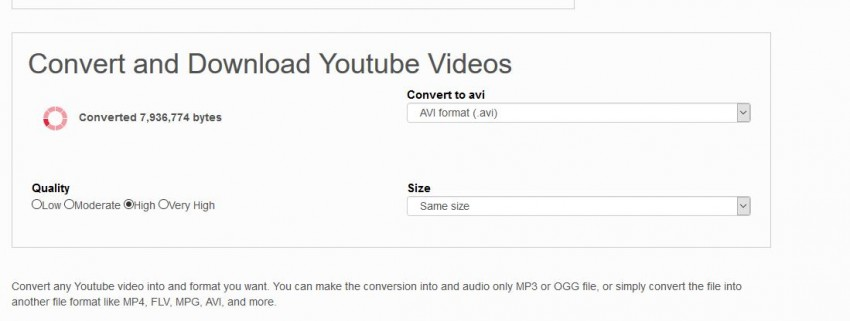 3 Easy Ways to Get 720P AVI Videos from YouTube