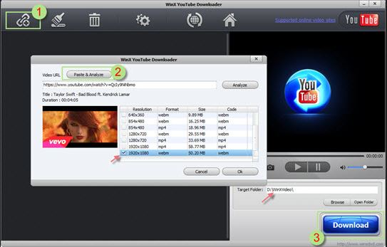 YouTube to AVI Downloaders - MacX YouyTube Downloader