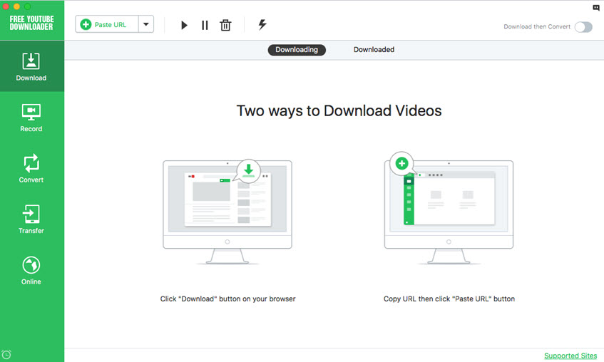 cara mendownload video youtube di macbook