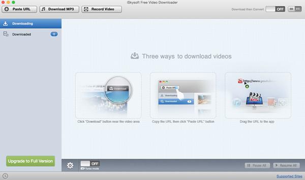 iskysoft free video downloader for mac