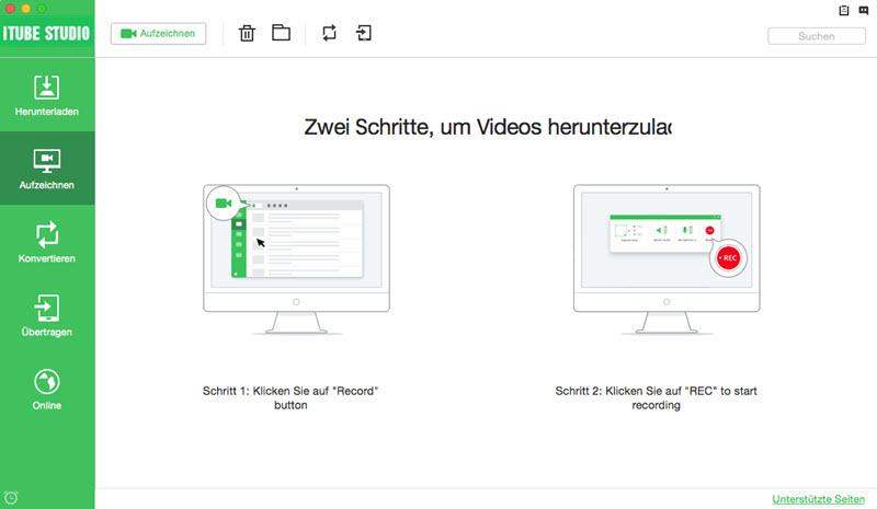 Wie lade ich Video und Musik von Myspace herunter auf Mac
