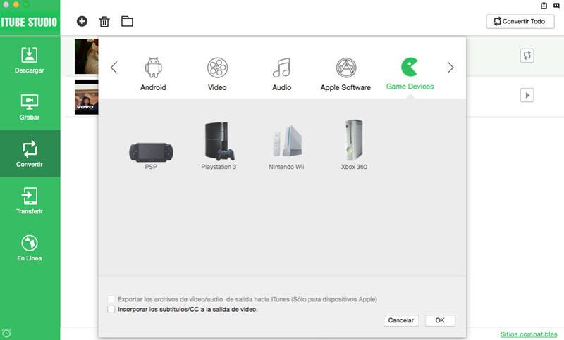 Reproduzca vídeos de YouTube en Wii, PSP y Xbox con facilidad