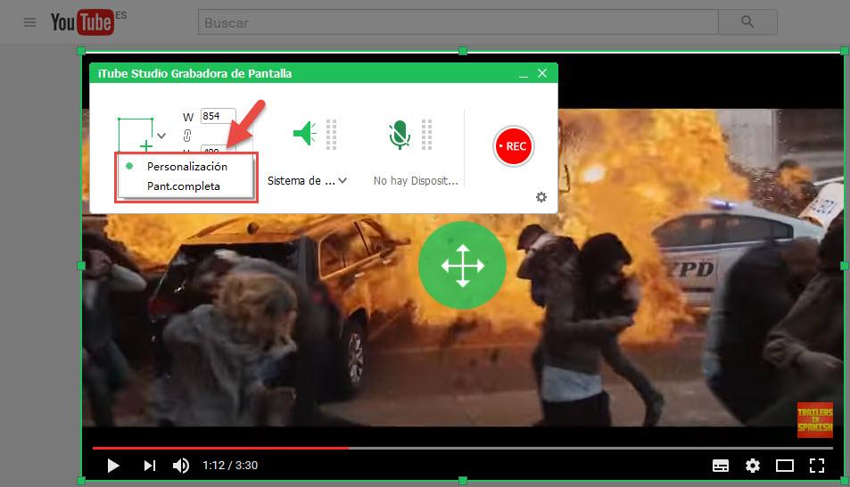 descargador video netflix android