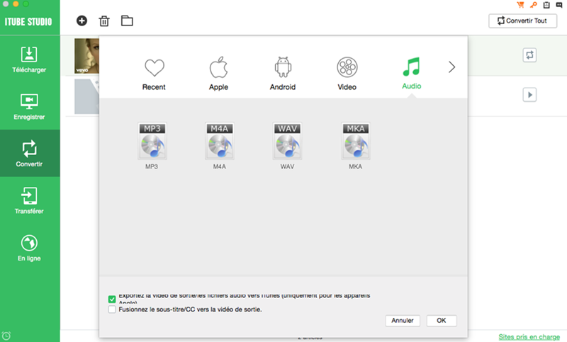 comment convertir youtube en mp3