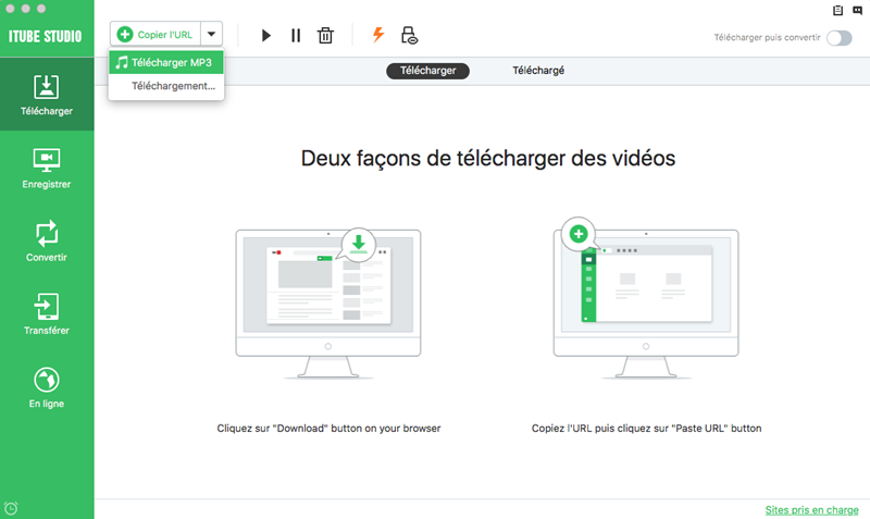 comment telecharger video youtube sur mac