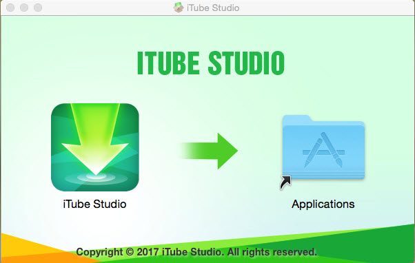 how to download and install itube studio for mac