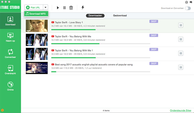 download youtube to mp3 with url