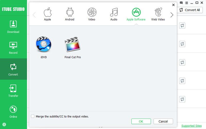 Cost of iTube Studio Software