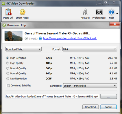 ytd video downloader for ubuntu