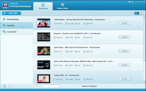 aimersoft youtube downloder for mac
