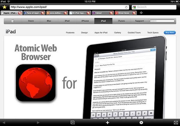 Safari Mobile Browser – Use Safari on iPad, iPhone and Apple TV
