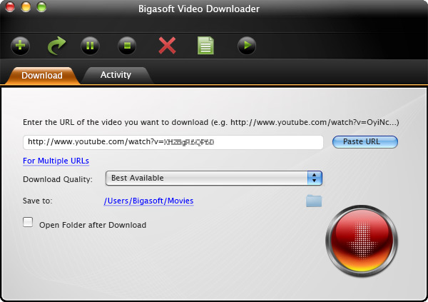 4k video downloader エラー