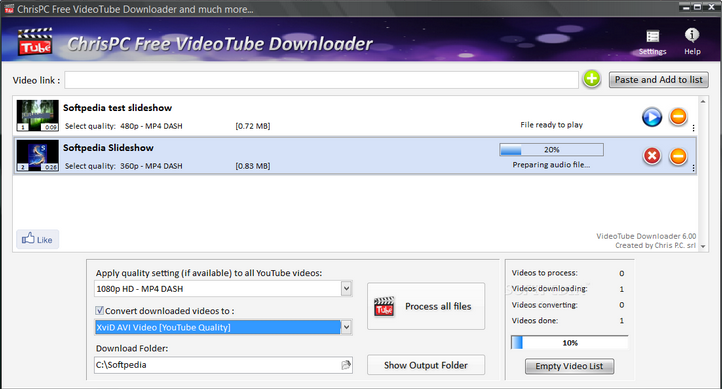 movie tube download for pc
