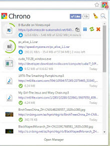 download manager chrome