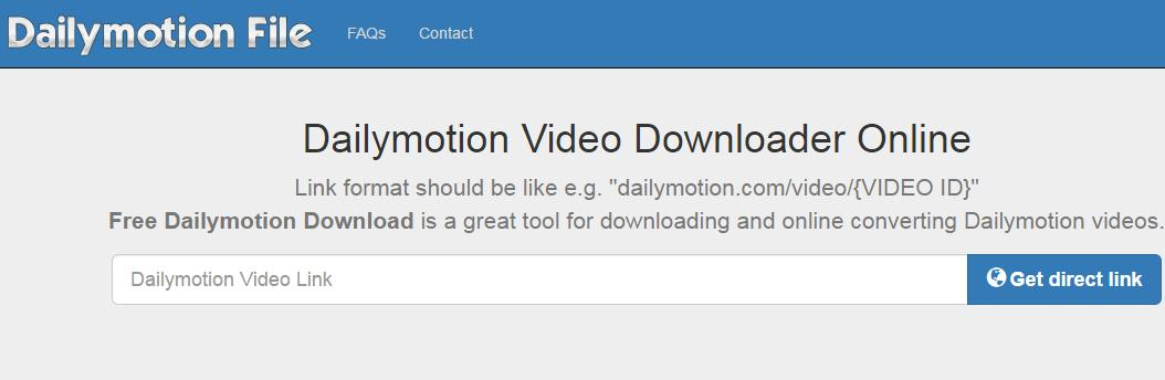 dailymotionfile