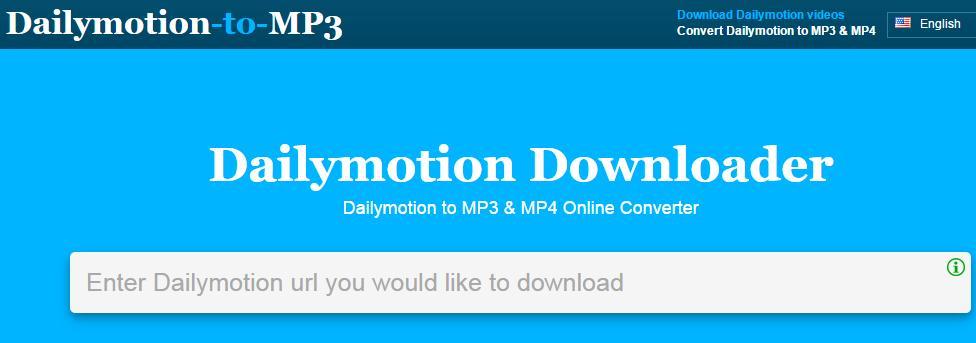 dailymotionmp3