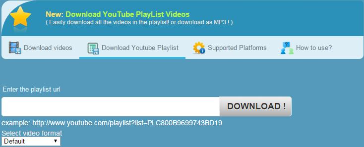 download audio from youtube online