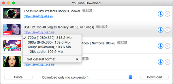 free youtube downloader mac