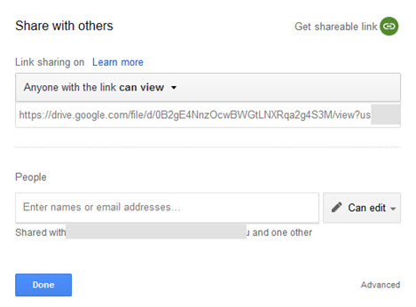 How to Embed, Share, Upload or Save a Video from Google Drive
