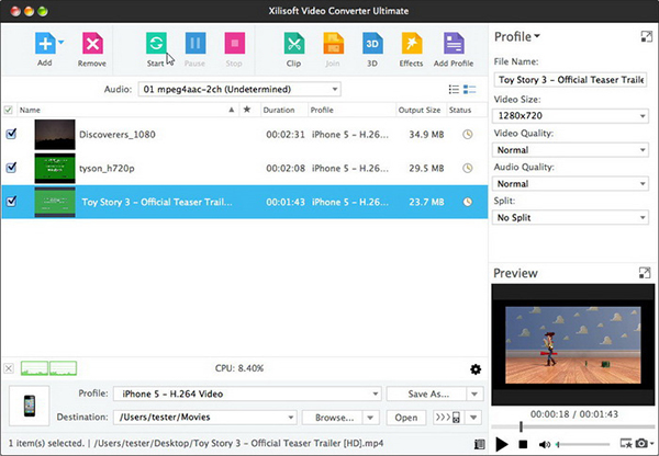 Free YouTube Converter for Mac from T7R Studio