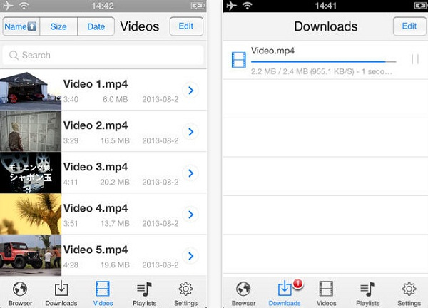 How to download youtube videos to iphone.