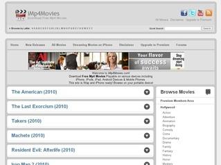 mp4 movies website