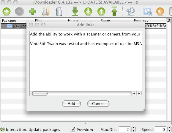 jdownloader para mac