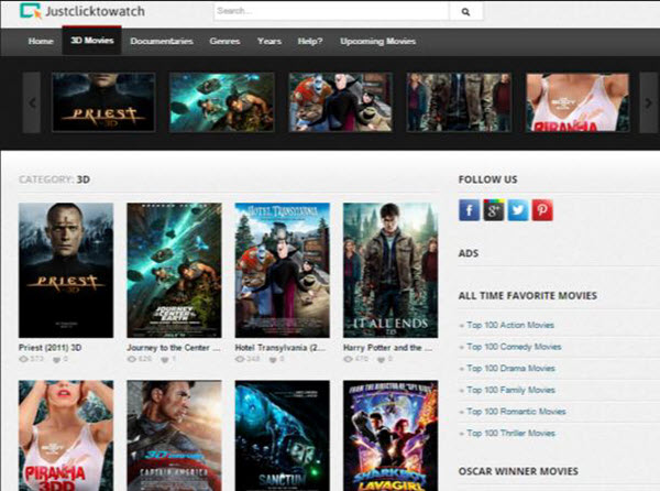 youtube gratis online films zonder downloaden