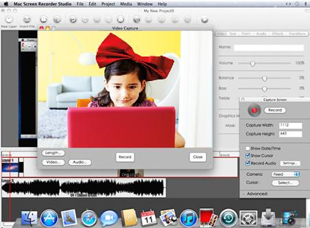 Mac Screen Recorder Studio