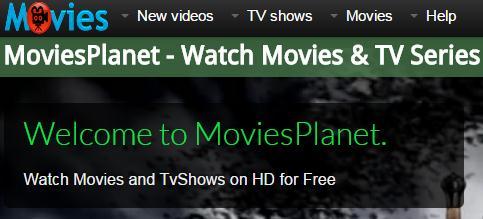 MoviesPlanet