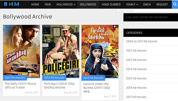 old bollywood movies free download sites
