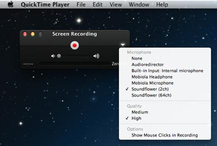 video recorder for mac
