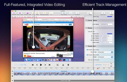 video recording software for mac