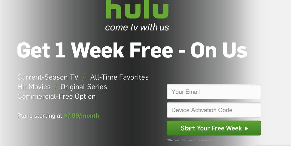 Watch Hulu in Australia via VPN