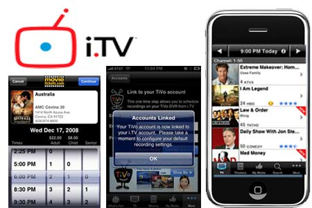 app to watch tv show for iphone