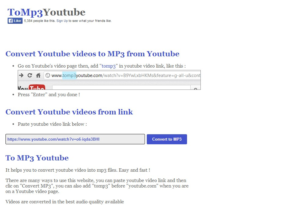 10 Best Free YouTube to MP3 Converters ()