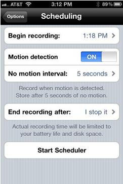 video recorder app for android