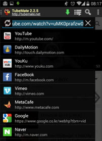 convertisseur youtube mp3 android