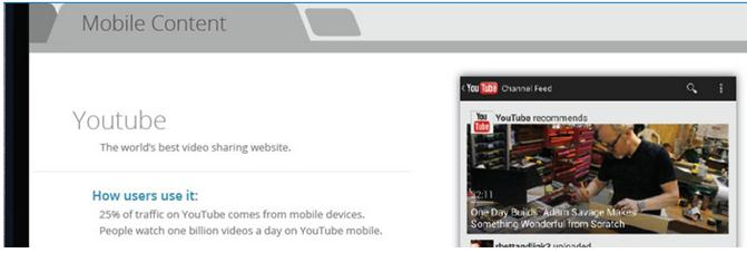 use mobile version of youtube